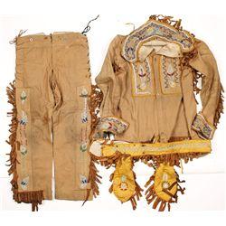 Wild West Show Men's Costume