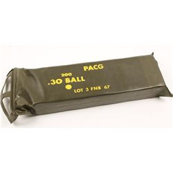 Lot of .30 Cal Ball Ammo