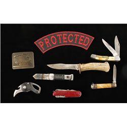 Lot of Knives