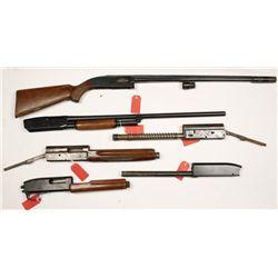 Lot of Six Parts Shotguns