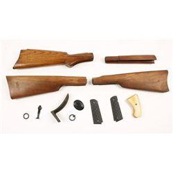 Assortment of Gun Parts