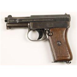 Mauser 1910 Cal: .25 ACP SN:315788