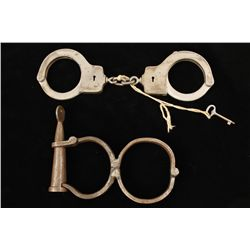 Two Sets of Handcuffs