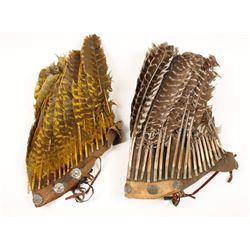 Two Indian Headdresses