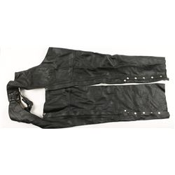 New Leather Chaps for Bikers