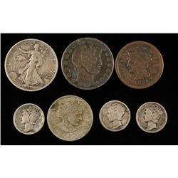 Lot of Collectable Coins