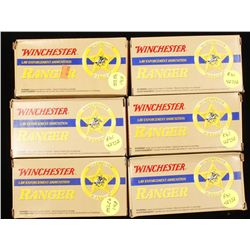 Lot of Winchester Ranger .40 S&W Ammunition