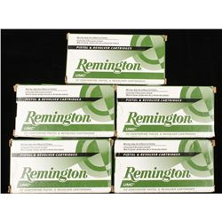 Lot of Remington .38 Super Auto+P Ammunition
