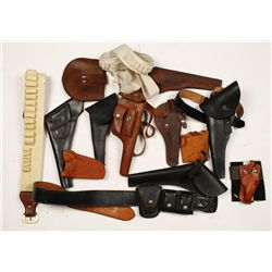 Lot of Misc Holsters and Belts