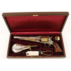 Uberti New model Army Cal: .44 SN: 33121