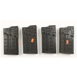 Lot of Four HK91 Magazines