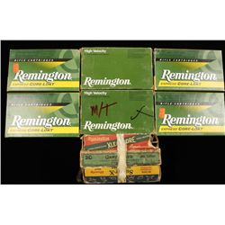 Box lot of 30-40 Krag Ammunition