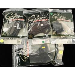 Lot of Four Galco Holsters