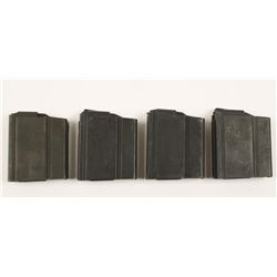 Lot of 4 Armalite Mags