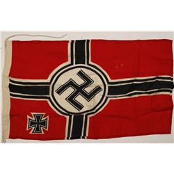 German WWII Military Combat Battle Flag