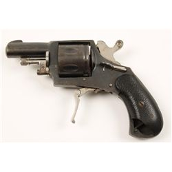 German D.A. Revolver Cal.: 6.35mm SN: 850