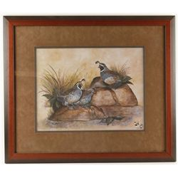 Quail Unlimited Print