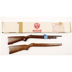 Ruger 10/22 Barrel & Stocks