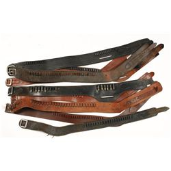Lot of Gun Belts