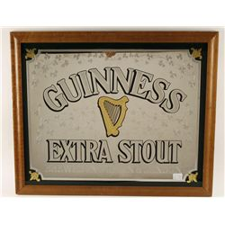 Reproduction Guinness Extra Stout Mirror