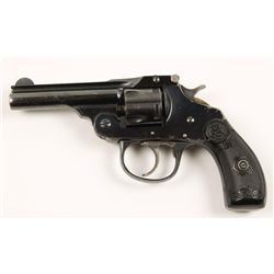 Iver Johnson Safety Automatic Cal: .32 SN: 34863