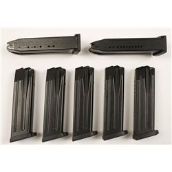 Lot of 7 H&K P30 Mags