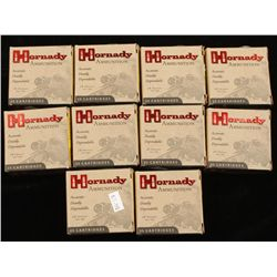 Lot of Hornady 9X18 Makarov Ammunition