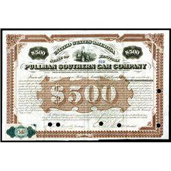 Pullman Southern Car Company, Bond