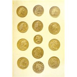 First Plated U.S. Coin Sale Catalogue