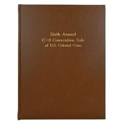 Hardcover Edition of the Sixth C4 Auction Sale