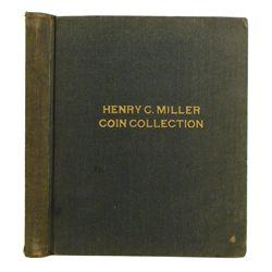 An Original Plated 1920 Henry Miller Sale