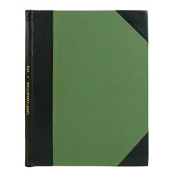 John Ford's Beautiful Taffs Catalogue