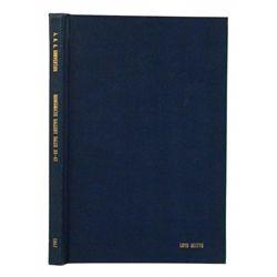 Hardcover 1947 ANA Sale