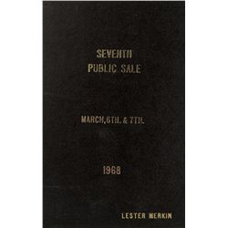 Merkin's Copy of the Rare March 1968 Hardcover