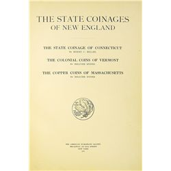 Miller & Ryder's State Coinage of New England
