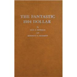 First Printing of The Fantastic 1804 Dollar