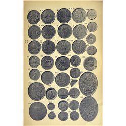 Weyl's 1899 Sammlung Amerikanischer Münzen