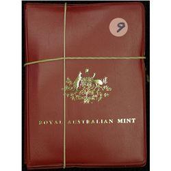 1979 Mint Sets (6)