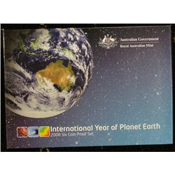 Australian proof Set 2008
