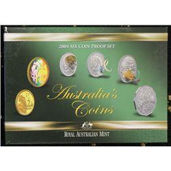 Australian proof Set 2004