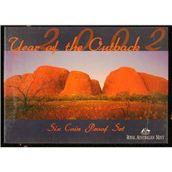 Australian proof Set 2002