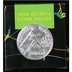 1992 Olympic Dollar Proof