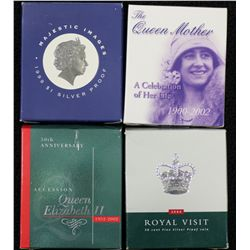 Elizabeth Collection of proofs
