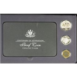 Centenary of Federation proof Collection