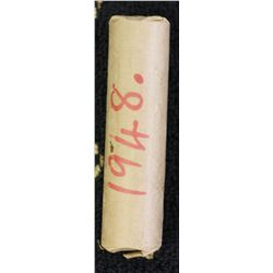 1948 Penny Roll, Perth issue 60 Coins Average Circulated