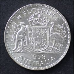 1938 Florin Choice Uncirculated