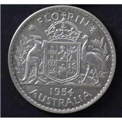 1954 Regular Florin Choice Uncirculated