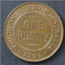 1935 Penny Choice Unc