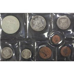 South Africa Mint Sets 1969 (2), 1970, 1971