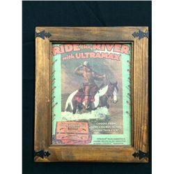 Vintage Ultramax Ammo Ad
